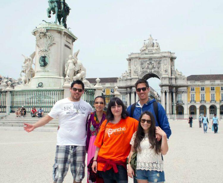 Visite gratuite Lisboa Downtown Tour