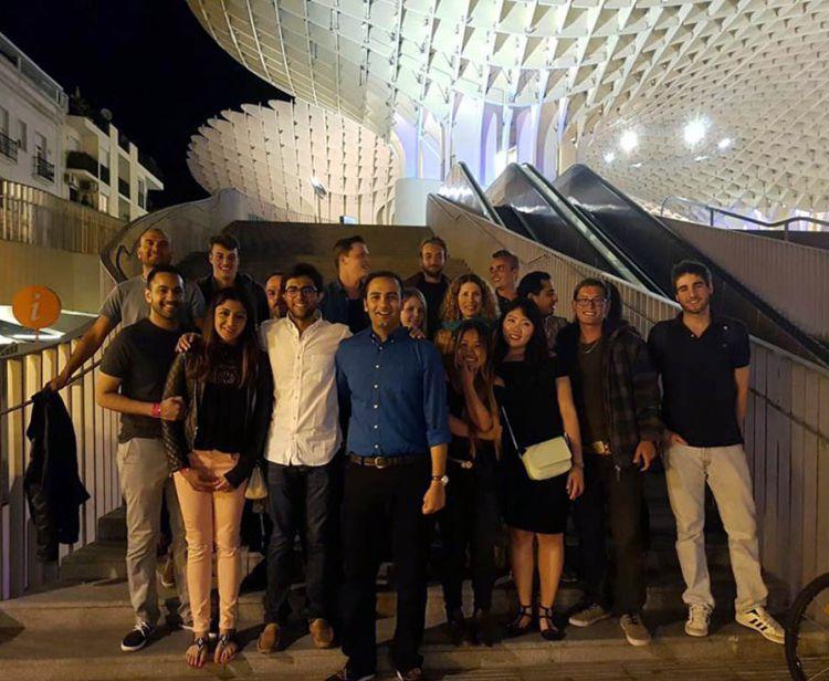 Nightlife tour seville