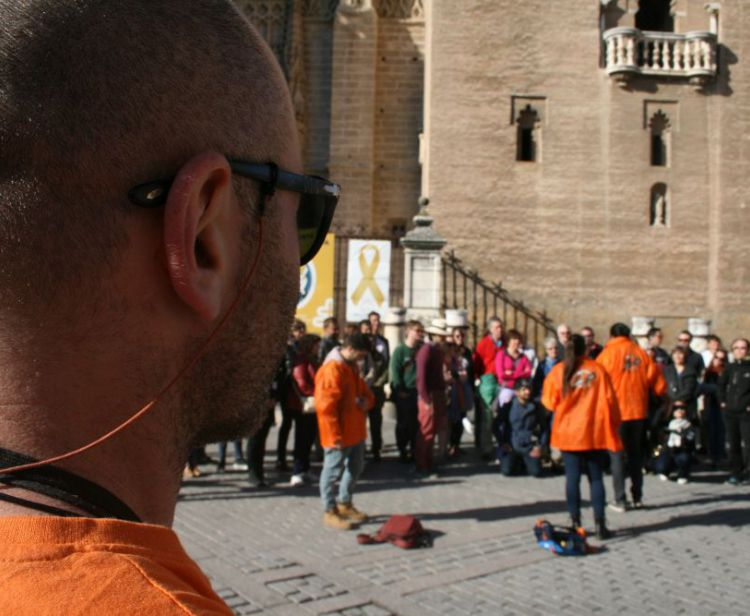 Monuments free tour Seville