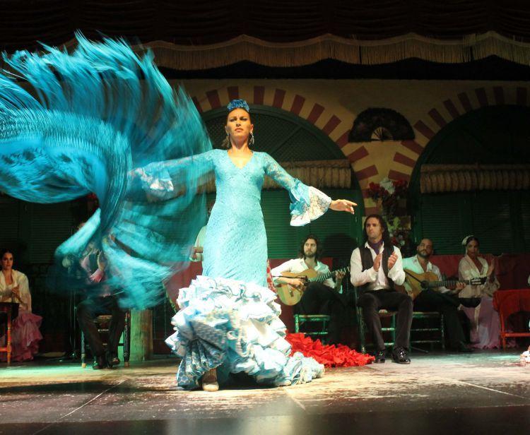 The best Seville Flamenco Show + Seville Food Tour