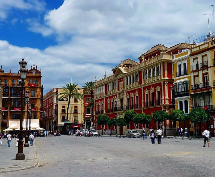 Day trip from cadiz to seville
