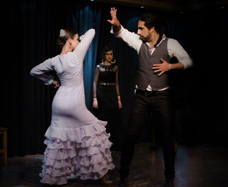 Seville Santa Cruz Jewish Quarter Tour + The best Seville Flamenco Show