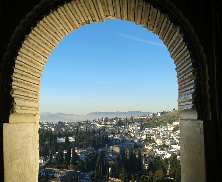 Day trip from seville to granada