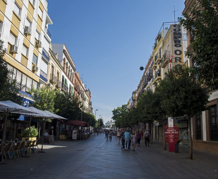 Triana and Bullring
