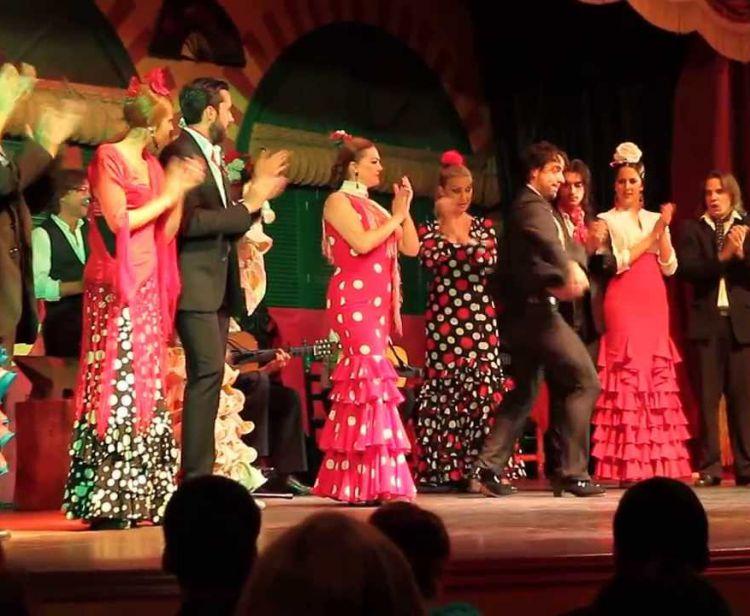 The best Seville Flamenco Show