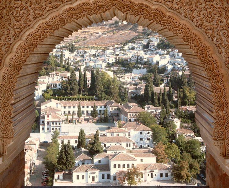 Индивидуальный тур Альгамбра + Альбайсин