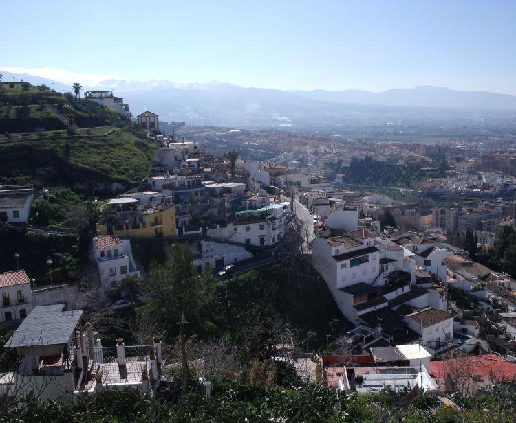 Тур Альбайсин и Сакромонте
