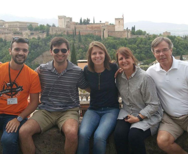 Из Севильи в Гранаду