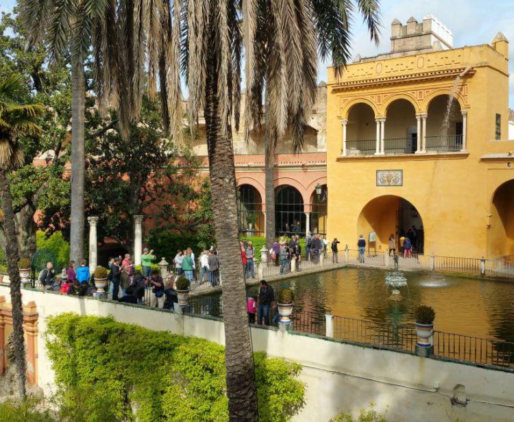 Тур Еврейский квартал Санта Круз + Тур по севильскому кафедральному собору