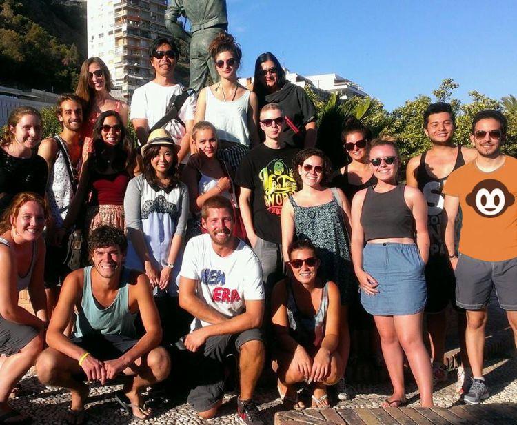 Малага Free Tour