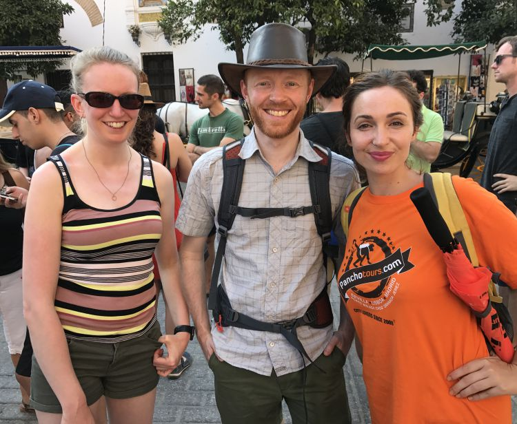Walking Tours в Севилье
